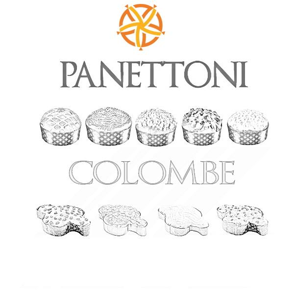 Panettoni & Colombe